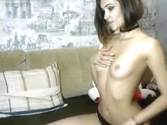 My Nasty Striptease Show On Webcam