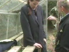Elly disgraced head schoolgirl  spanked thoroughly.