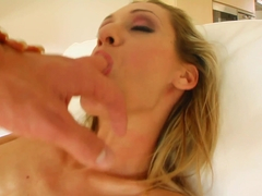 All Internal - Cecilia de Lys enjoys cum inside getting creampie in hardcore gonzo scene