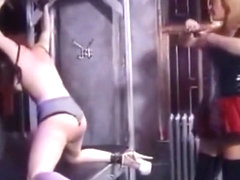 Fabulous porn movie Bondage wild only for you