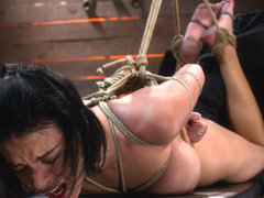 Massive Brutal Orgasms Mixed With Foot Torture, Screaming & Cumming, Non-Stop.Pain & Pleasure - Ho.