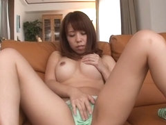 Chinatsu Kurusu in Anal Rental 09 part 4