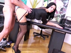 Crazy pornstar Kira Queen in exotic brazilian, mature adult scene