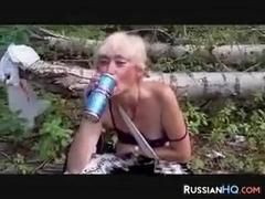 Смотреть секс фильм полиция ебет бомжей, телка с очень большими сиськами